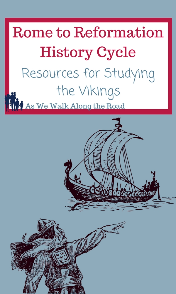 Resources for studying the Vikings