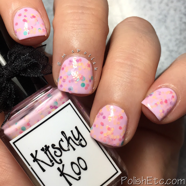 Whimsical Ideas by Pam - Spring 2018 - McPolish - Kitschy Koo