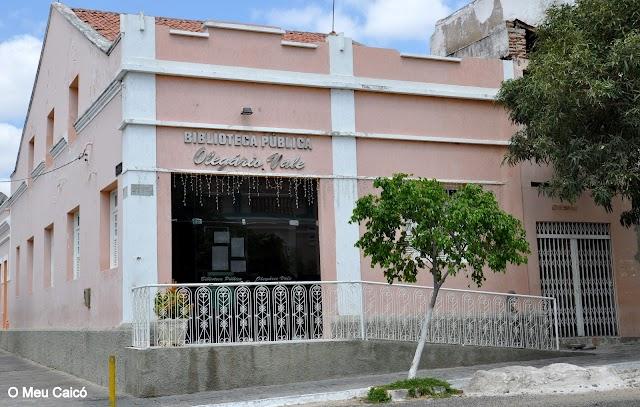 Sobre o fechamento da biblioteca Olegário Vale