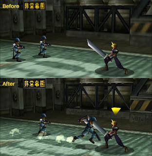 Final Fantasy VII Remako mod
