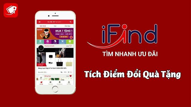 Ifind, ứng dụng iFind, kiếm thẻ cào, kiếm tiền, ifind kiếm thẻ cào, khuyến mãi, ưu đãi