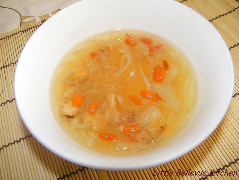 Harvesting bird nest soup