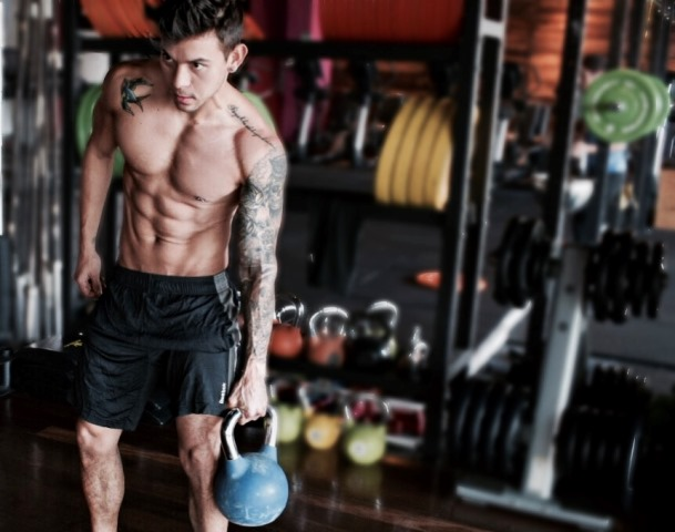 Rutina de entrenamiento de abdomen