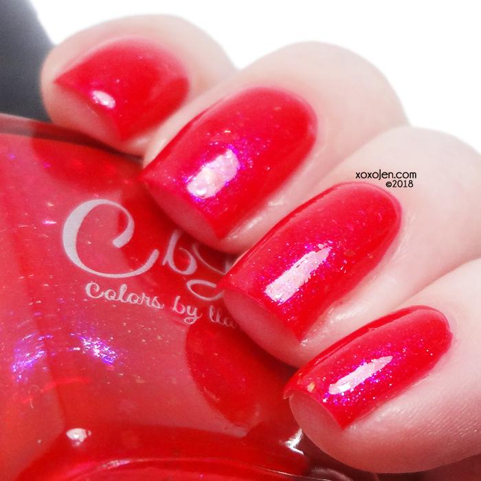 xoxoJen's swatch of Colors by Llarowe's Runaway Baby