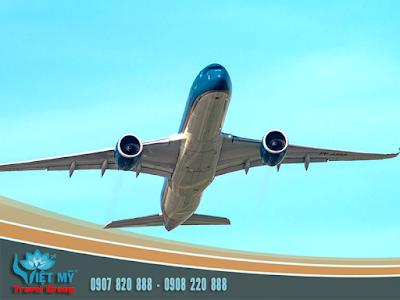 Vé máy bay đường Tân Hòa Đông