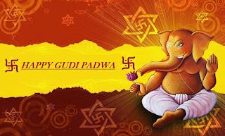 Gudi Padwa Whatsapp picture