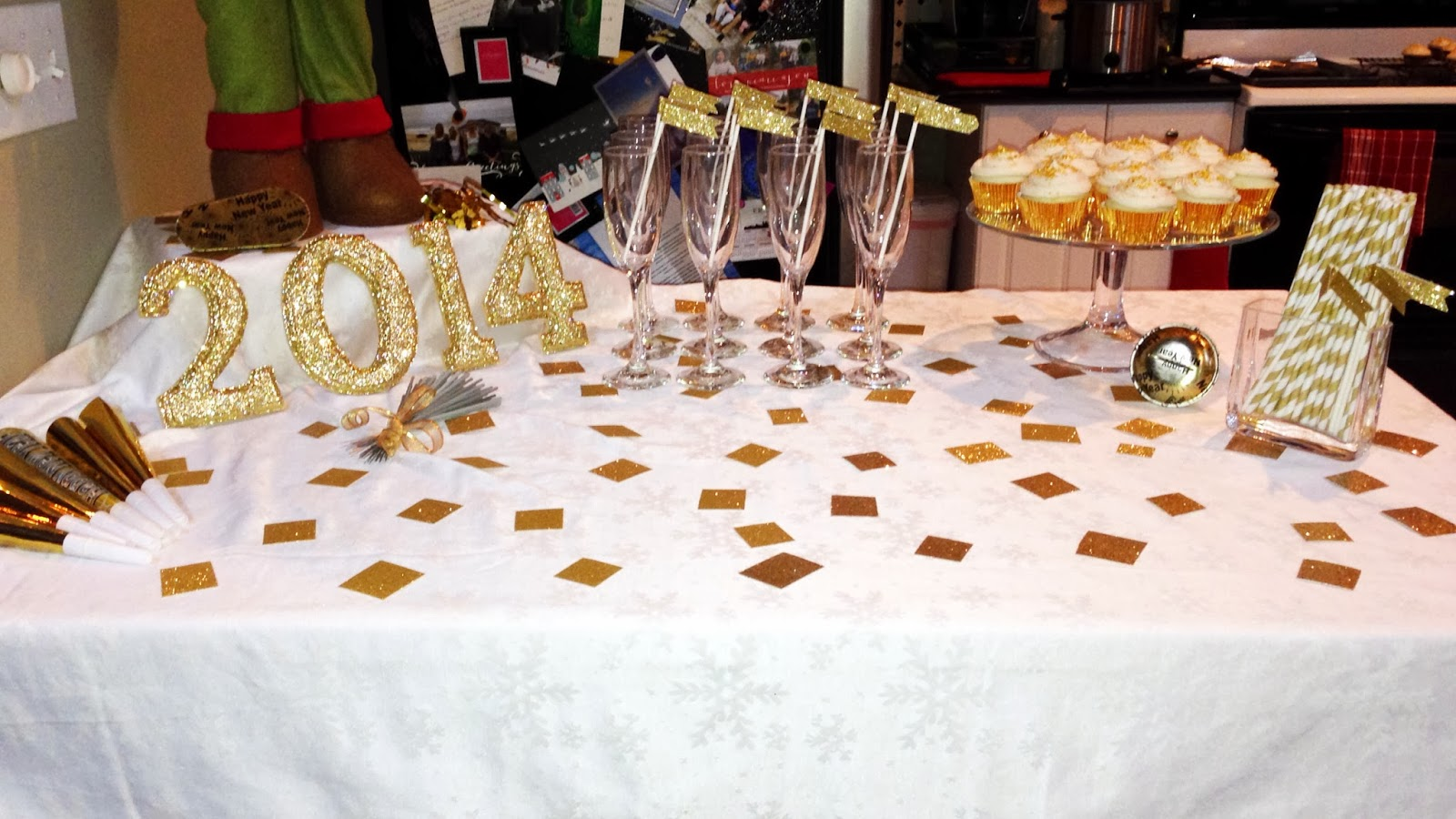 Choosing Happy: New Years Eve 2014