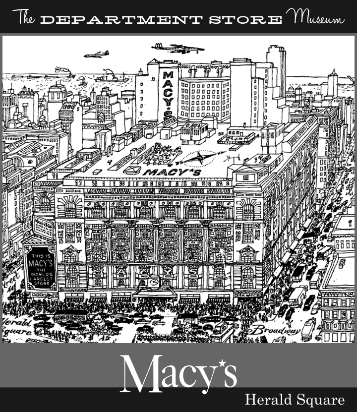 Macys Furniture Nyc: The Department Store Museum: R. H. Macy & Co., New York
