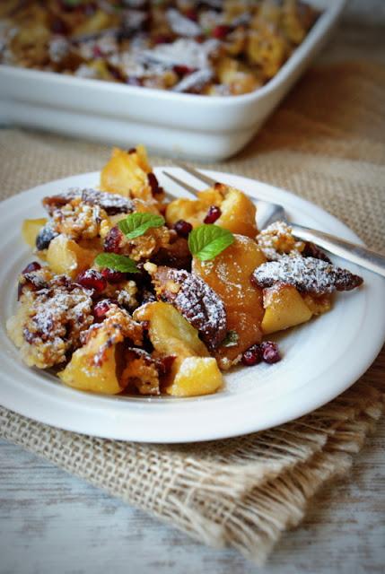 Dania Babci Zosi,Sys,Symbio,kasza jaglana,żurawina,jabłko,migdały,figi,dieta,cukeir brązowy,szybkie danie,