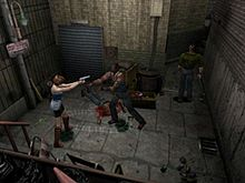 resident evil 1 ps1 iso portugues download