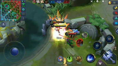 Badang Early Game - Mobile Legends