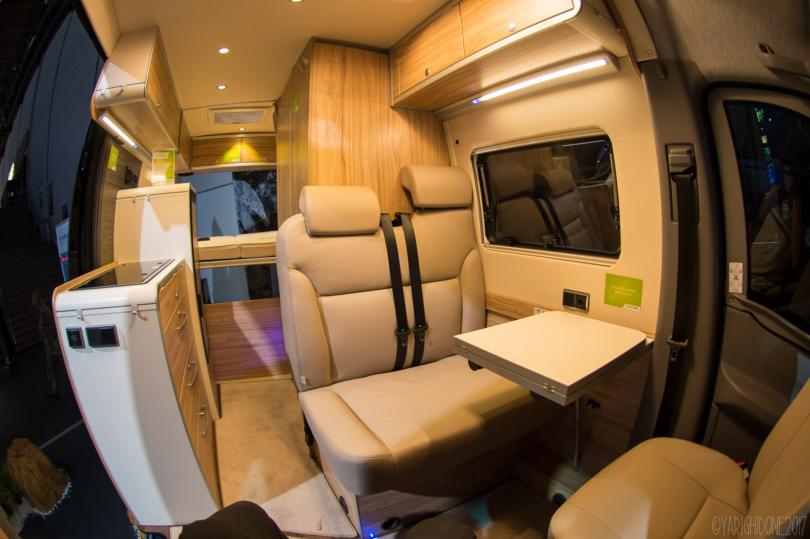 Le novità del Caravan Salon di Dusseldorf: i camper puri | Yari ...