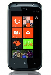 HTC Mozart Windows Phone 7 comes with 3.7-inch WVGA display and 8MP camera