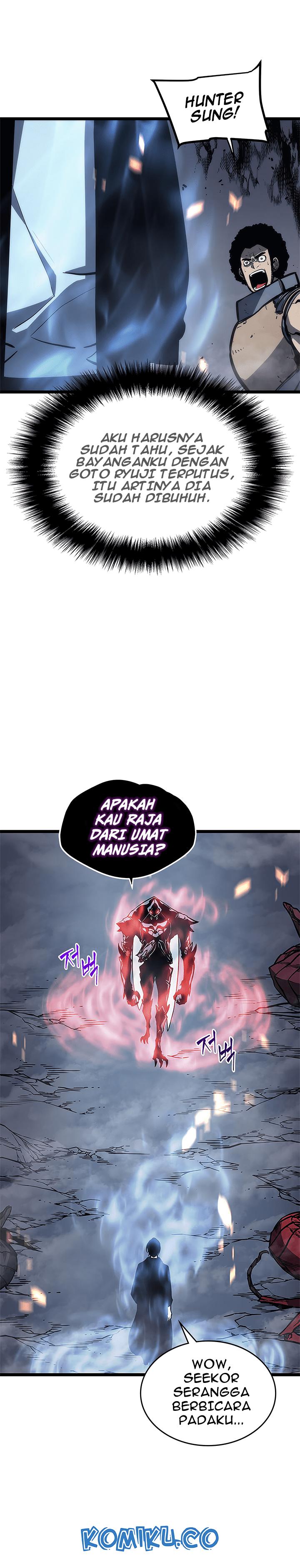 Komik Solo Leveling  Chapter 101 gambar urutan 32