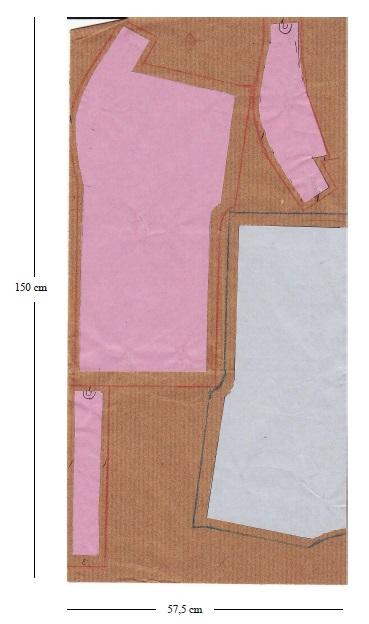 Rancangan Bahan Pembuatan Blus