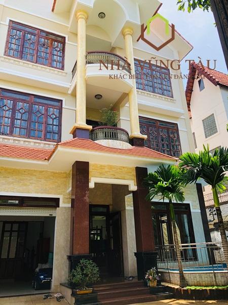 Bán Biệt Thự Hồ Bơi Đường Lê Hồng Phong nối dài, Bãi Sau Vũng Tàu