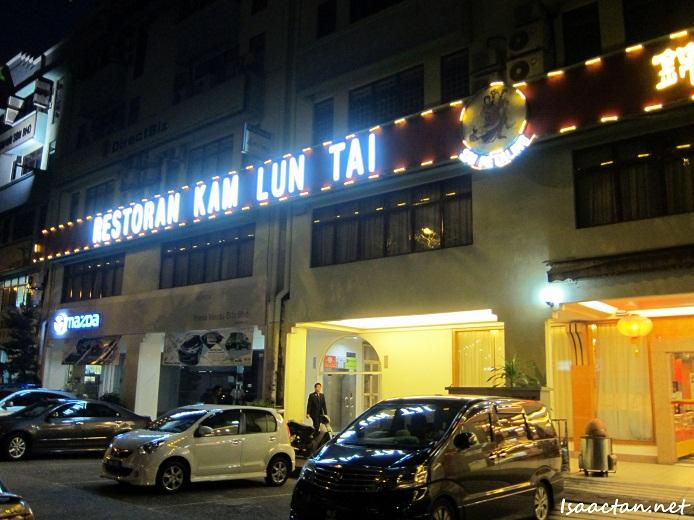 Kam Lun Tai Restaurant Sri Petaling | Isaactan net | Events