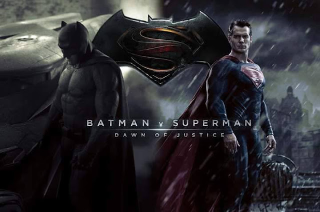 Batman Vs Superman Dawn of Justice 2016