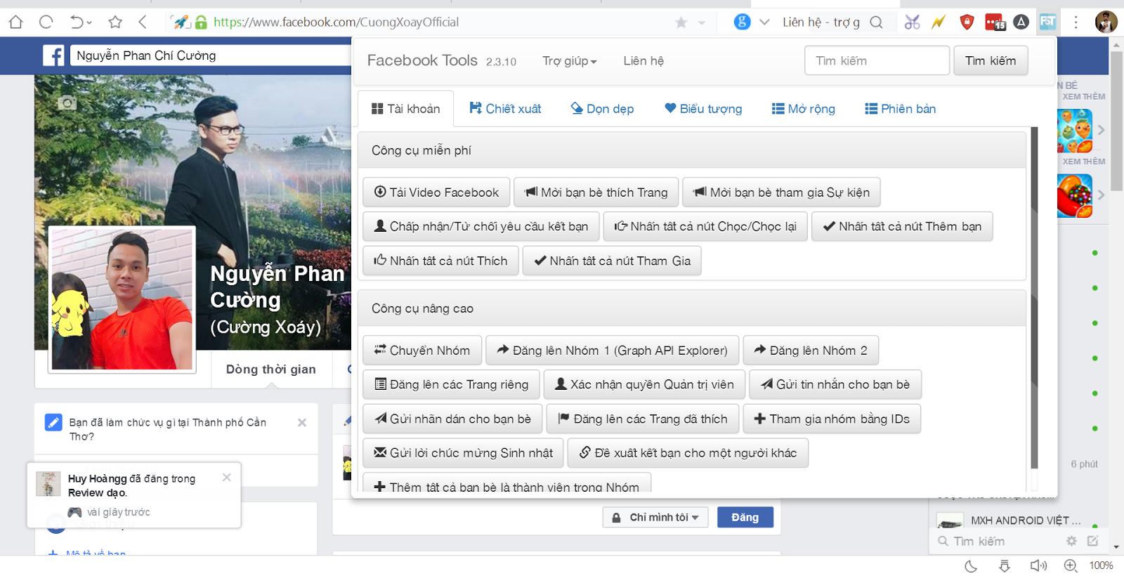 [Extensions] Facebook Tool 2 - Công cụ hỗ trợ đặc lực mọi chức năng (ĐÃ FULL) [Extensions] Facebook Tool 2 - Công cụ hỗ trợ đặc lực mọi chức năng (ĐÃ FULL) [Extensions] Facebook Tool 2 - Công cụ hỗ trợ đặc lực mọi chức năng (ĐÃ FULL) [Extensions] Facebook Tool 2 - Công cụ hỗ trợ đặc lực mọi chức năng (ĐÃ FULL) [Extensions] Facebook Tool 2 - Công cụ hỗ trợ đặc lực mọi chức năng (ĐÃ FULL) [Extensions] Facebook Tool 2 - Công cụ hỗ trợ đặc lực mọi chức năng (ĐÃ FULL)
