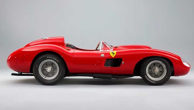 Messi+Car+Collection+Ferrari+335+S+Spider+Scaglietti+car