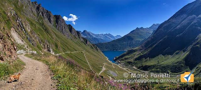 Mulattiera verso il lago di Morasco