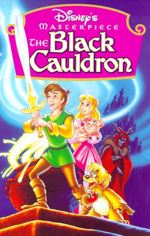 Black Cauldron Disney animatedfilmreviews.filminspector.com
