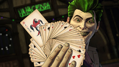 Episode Two of Telltale's 'Batman: The Enemy Within' Coming September 26