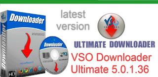 تحميل برنامج VSO DOWNLOADER للكمبيوتر