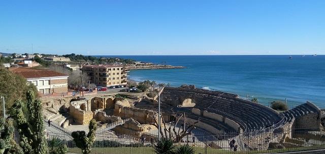 L'amfiteatre de Tarragona