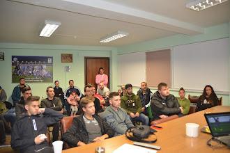 Ξεκίνησε η Σχολή Διαιτησίας Ποδοσφαίρου της ΕΠΣ Καστοριάς (FOTO)