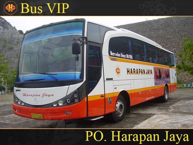 Harapan Jaya Bus Malam