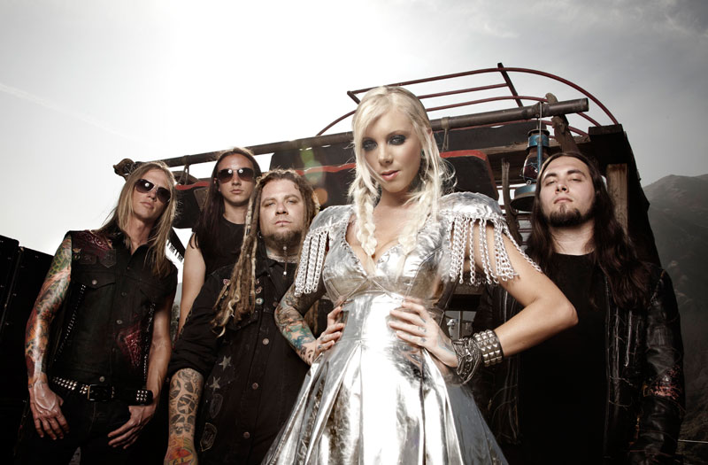 Horns Up Rocks: IN THIS MOMENT Premiere Music Video For ...