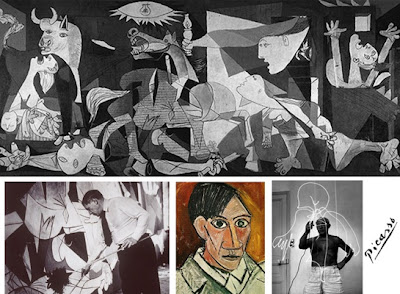 Hace 40 años Picasso se fue, su genialidad se quedó.