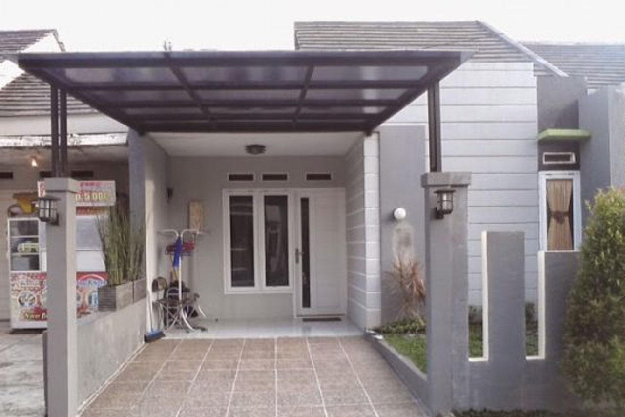 Kanopi Baja Ringan Atap Rumah Anda Gigasteel