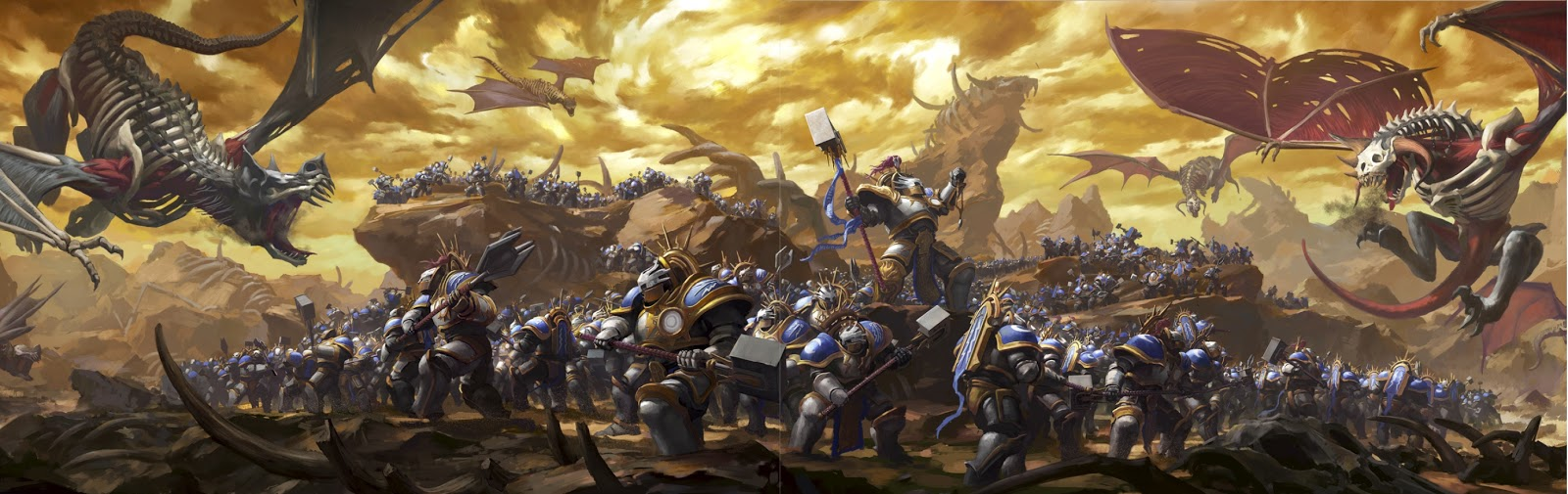 Well Of Eternity Warhammer Age Of Sigmar Artworks From Age Of