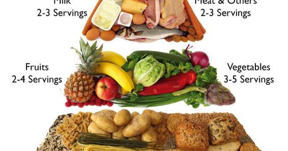 R Apa Saja Menu Makanan 4 Sehat 5 Sempurna Yang Baik Kesehatan