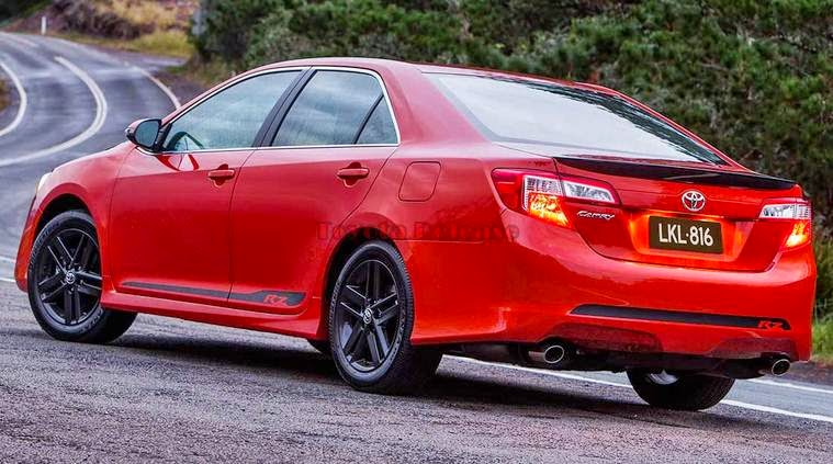 Toyota Camry RZ Special Edition in Australia