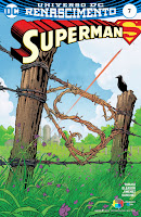 DC Renascimento: Superman #7