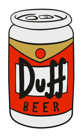 Duff Beer Lidl