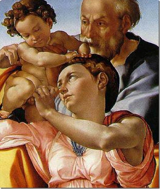 Más Clases De Arte Miguel ángel Tondo Doni 1504