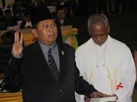 """Walikota """"Tersandera"""" Korupsi di DPRD Medan"""
