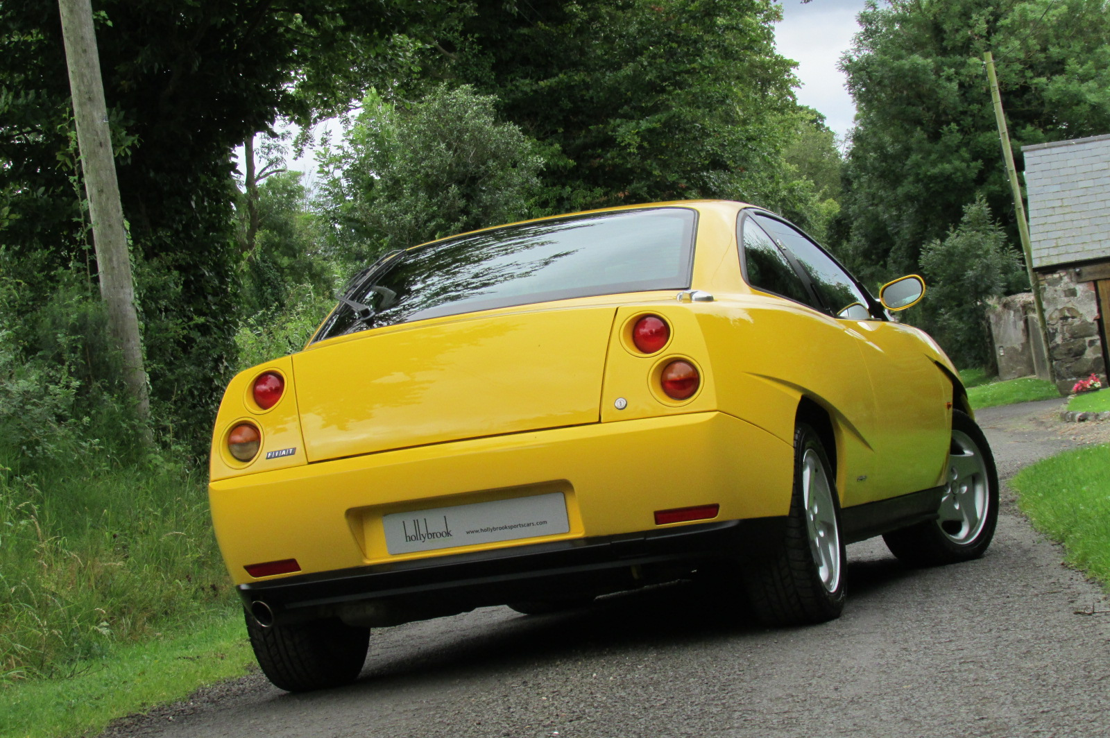 Fiat Coupe A Brand New Unregistered Fiat Coupe Just Popped Up For