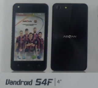 Firmware Advan S4F 100% Tested