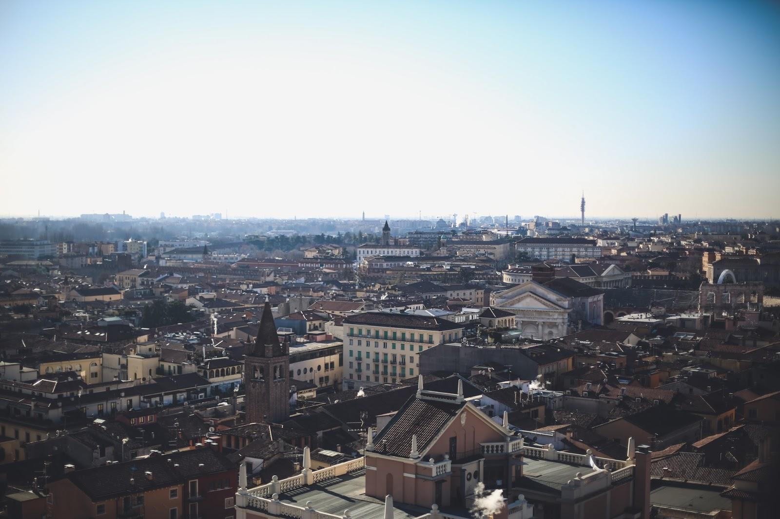 vue panoramique vérone