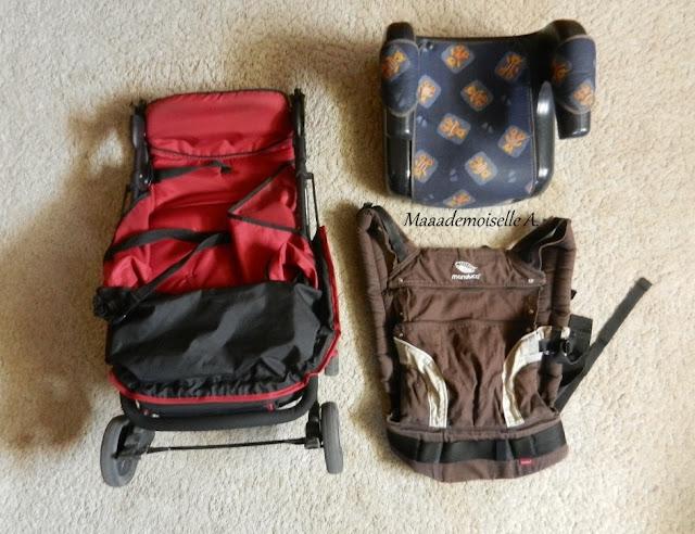 || Deux semaines de vacances, 2 adultes, 2 enfants, je mets quoi dans mes valises ? - Promenade