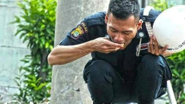 foto petugas keamanan