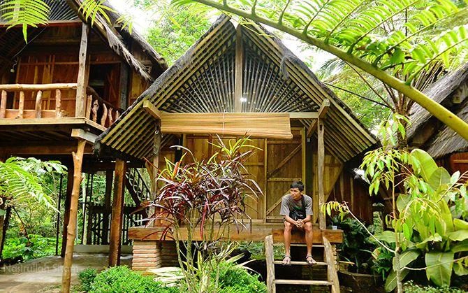 Rimbono Homestay milik Mas Milki di Kulon Progo