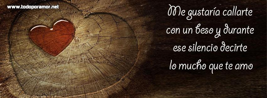 Portadas Para Facebook Con Corazones Todo Por Amor