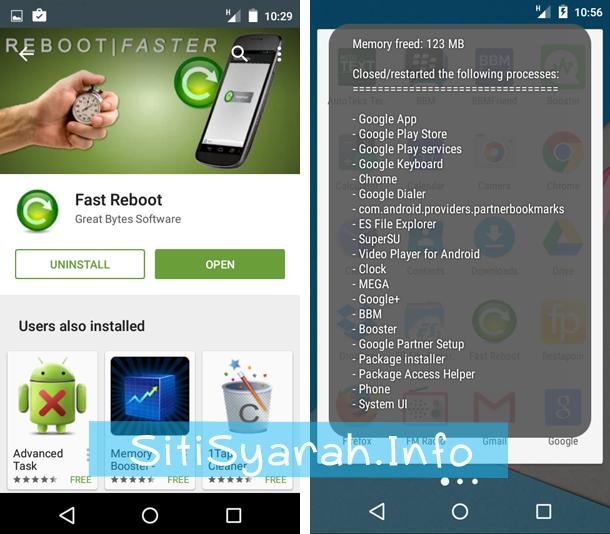 Aplikasi Android agar hp tidak cepat panas
