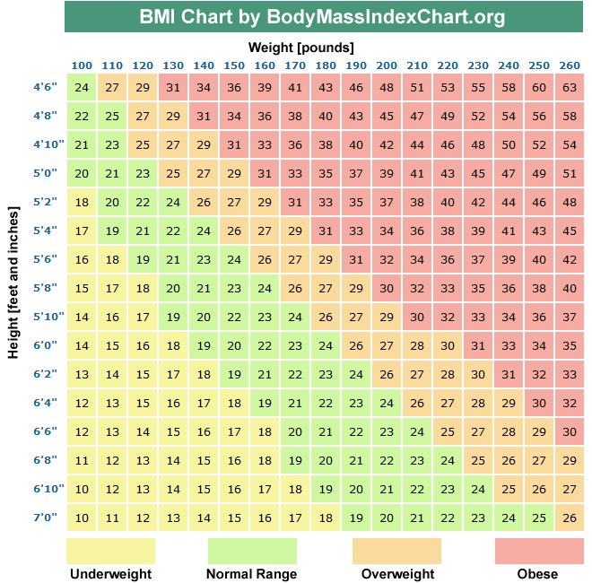 body fat percentage formula using bmi